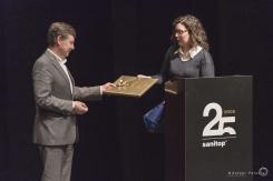 Cerimónia dos 25 anos da Sanitop
